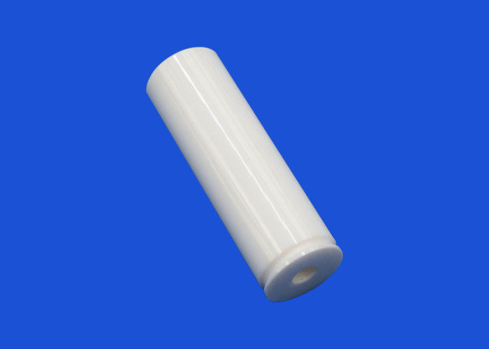 ZrO2 Raw Material Surface Polised Zirconia Ceramic Rod Thermal Shock Resistance